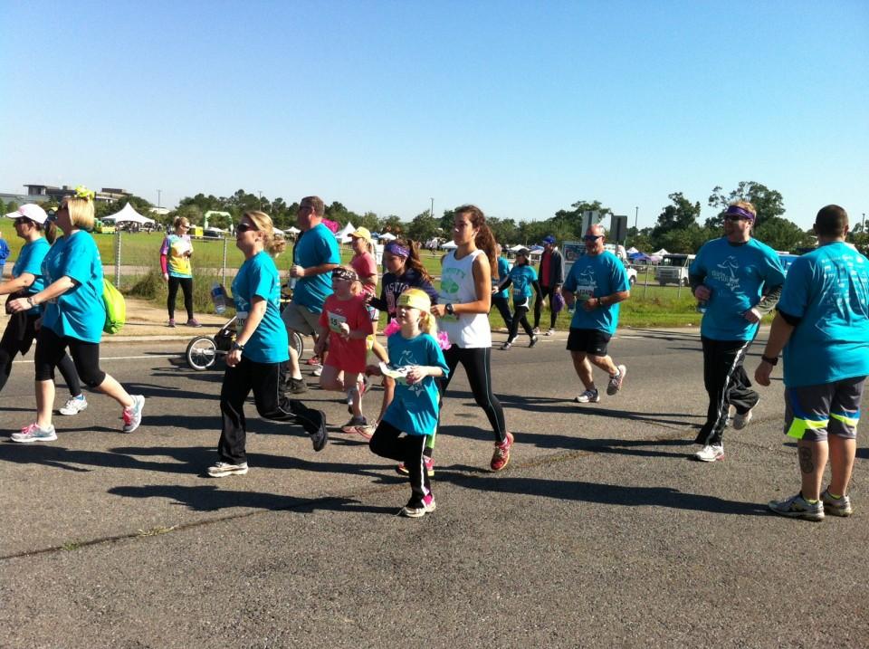 Go runners, go runners, go!